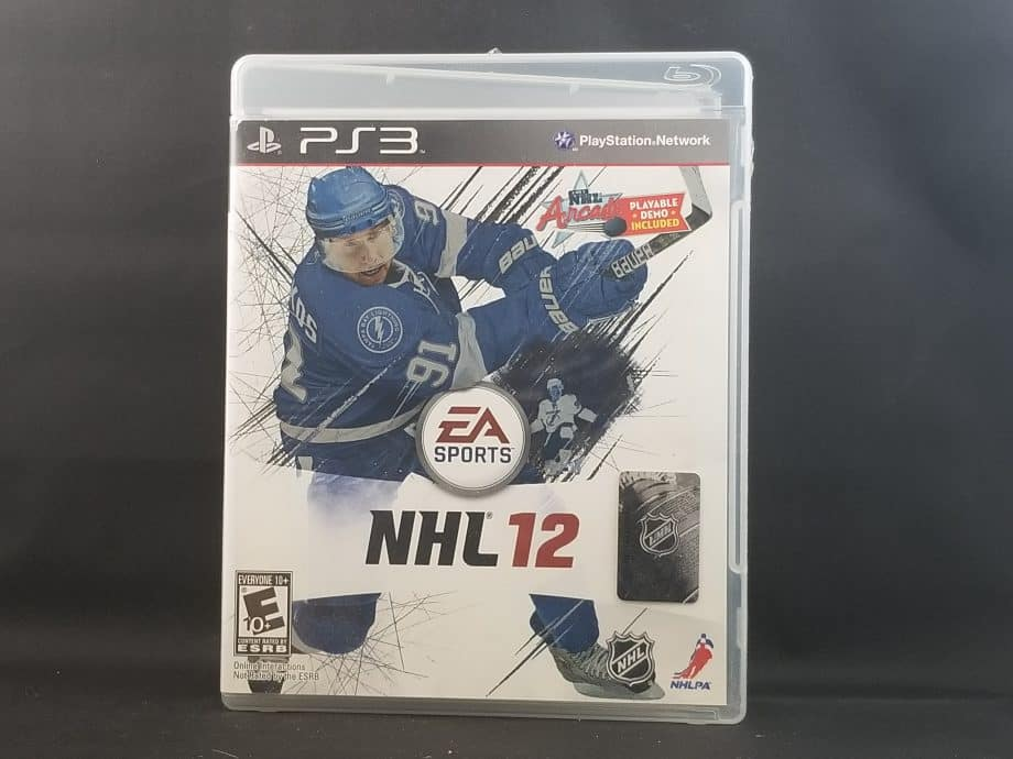 NHL 12 Front
