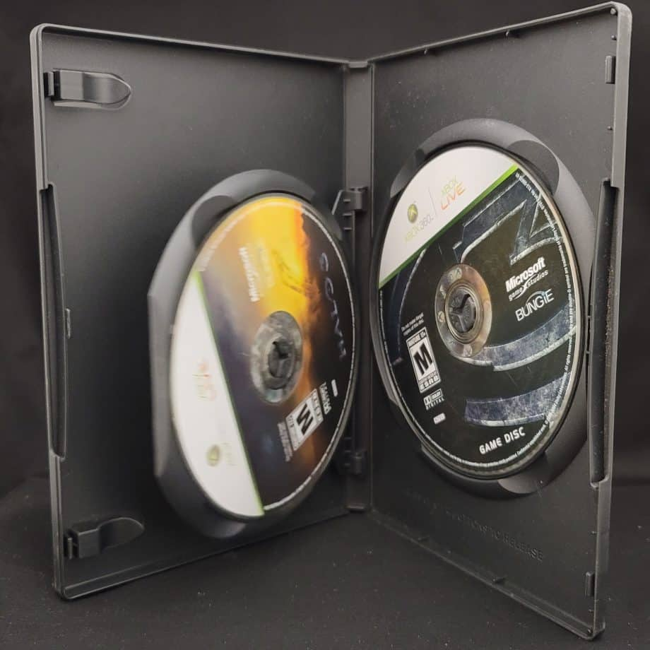 Xbox 360 and Video Game