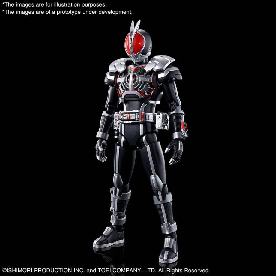 Faiz Axel Form Figure-Rise Standard Pose 1