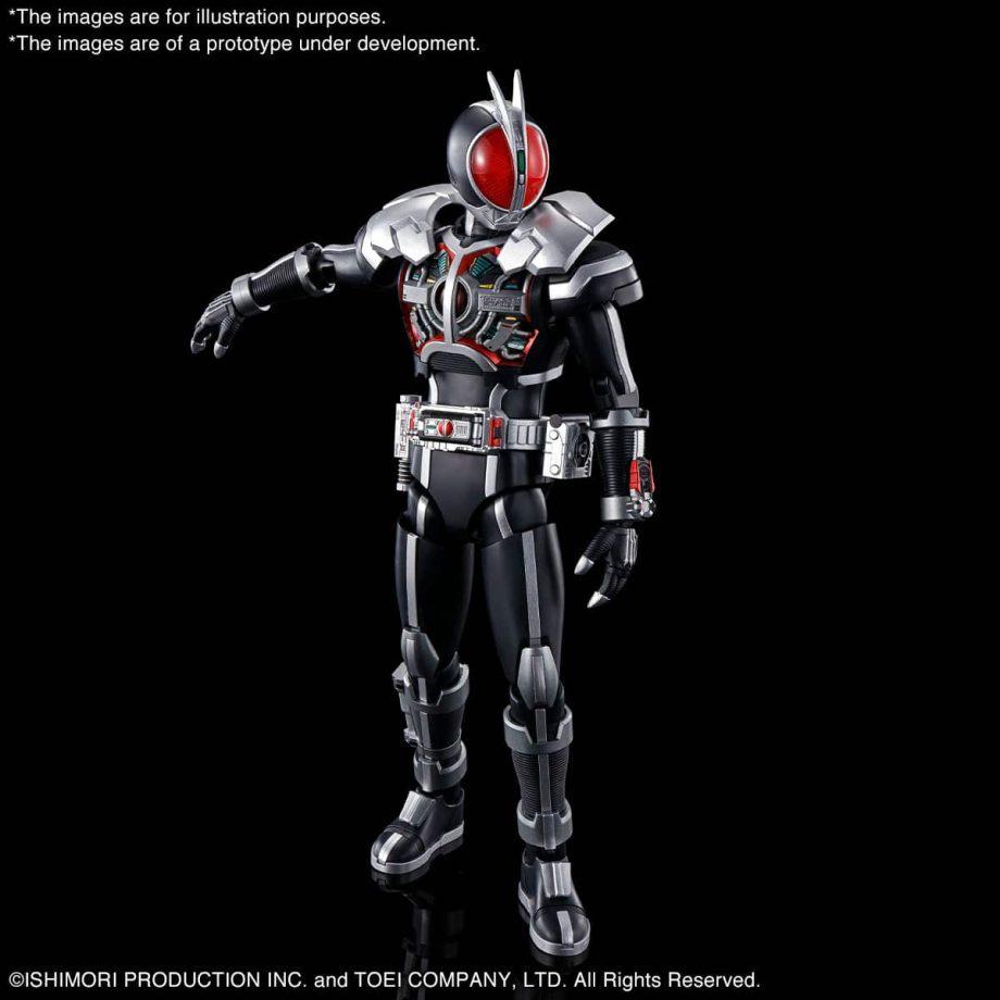 Faiz Axel Form Figure-Rise Standard Pose 2