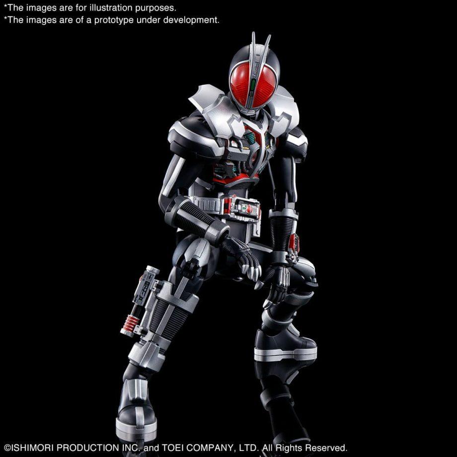 Faiz Axel Form Figure-Rise Standard Pose 5