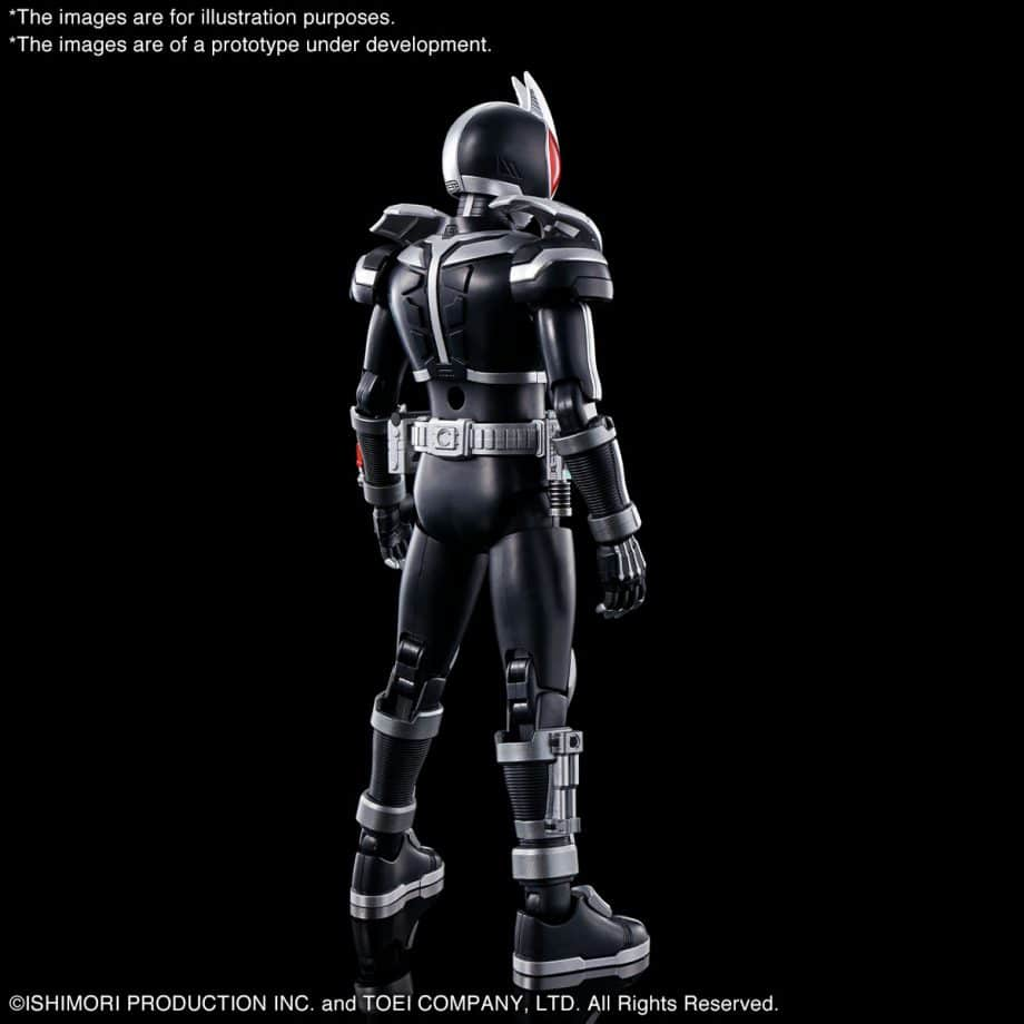 Faiz Axel Form Figure-Rise Standard Pose 8