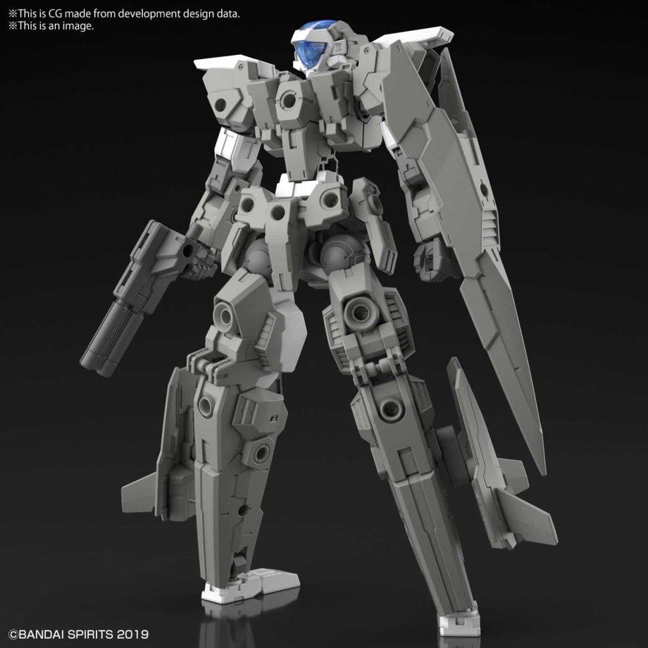 eEXM-30 Espossito Alpha Pose 1