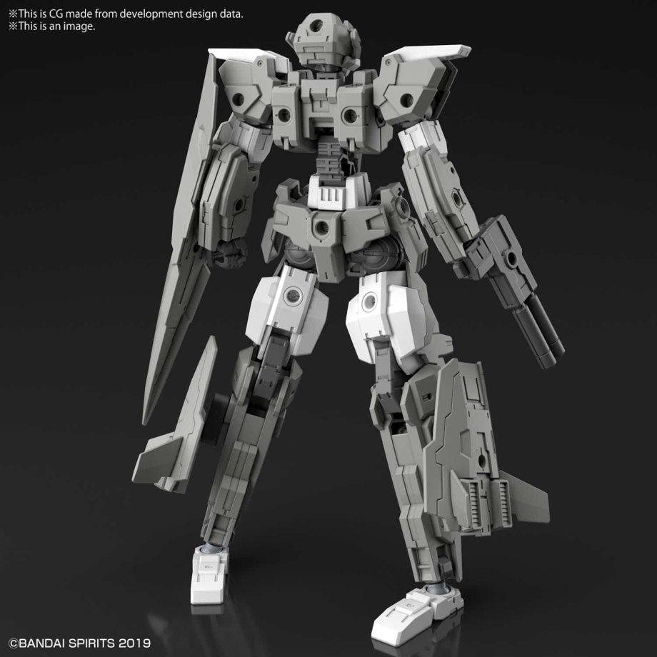 eEXM-30 Espossito Alpha Pose 3