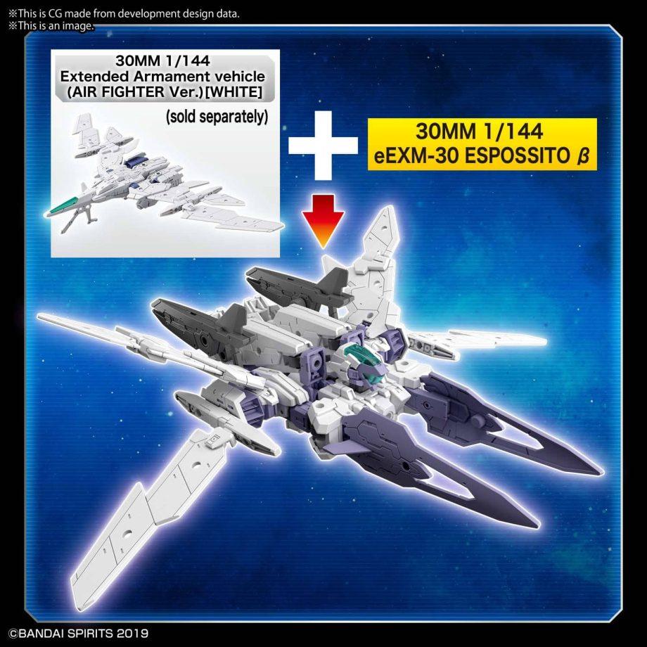 eEXM-30 Espossito Beta Pose 6