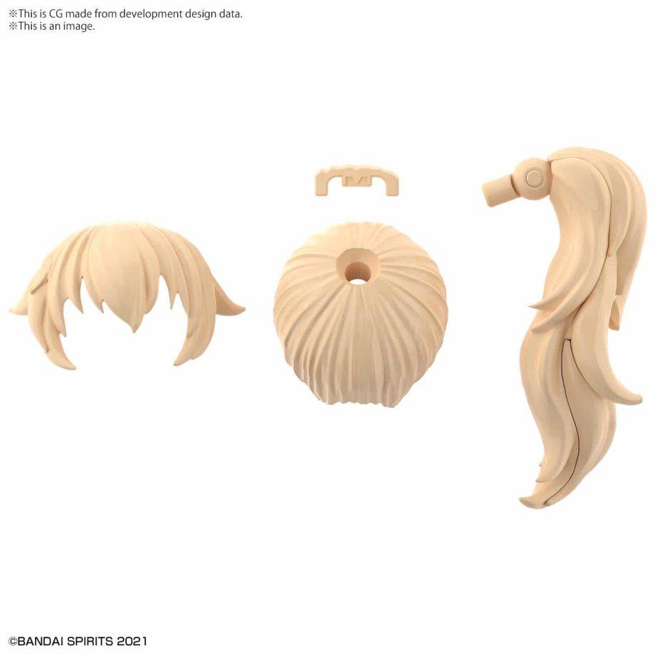 Option Hair Style Parts Volume 3 Blonde 2