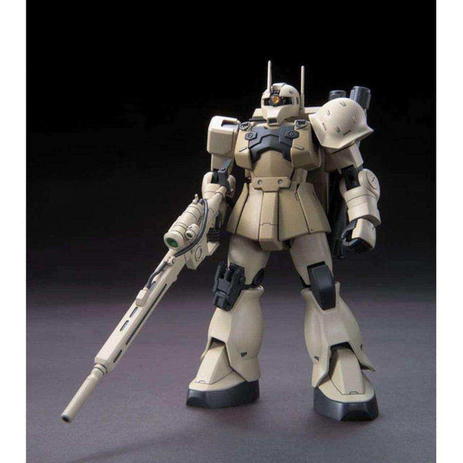 High Grade MS-05L Zaku I Sniper Type Yonem Kirks Pose 1