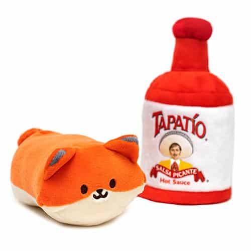 AniRollz Tapatio Foxiroll Small Plush