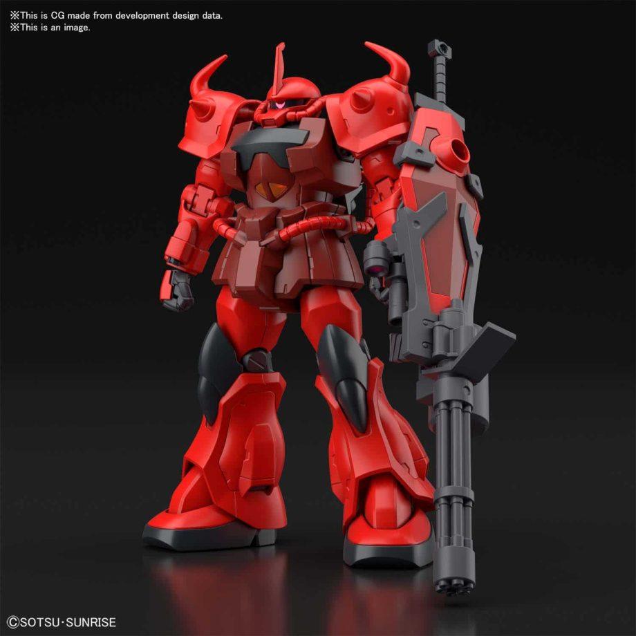 High Grade Gouf Crimson Custom Pose 1