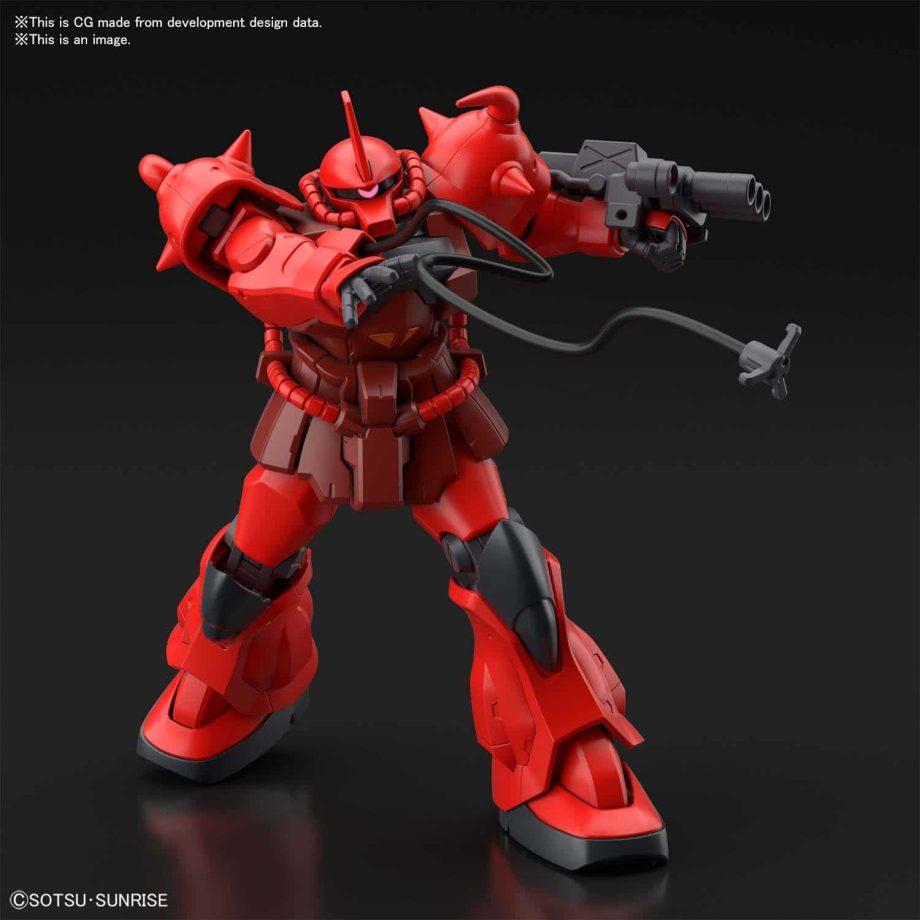 High Grade Gouf Crimson Custom Pose 5