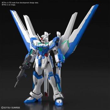 High Grade Gundam Helios Pose 1
