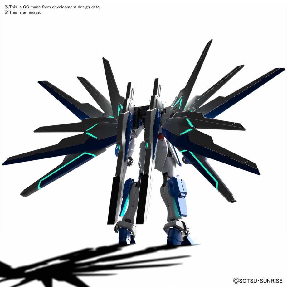 High Grade Gundam Helios Pose 9