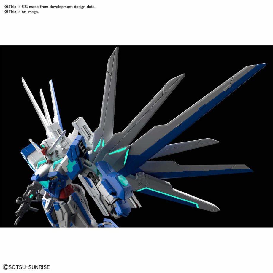 High Grade Gundam Helios Pose 8