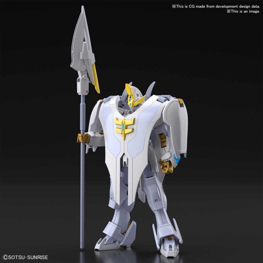 High Grade Gundam Livelance Heaven Pose 2