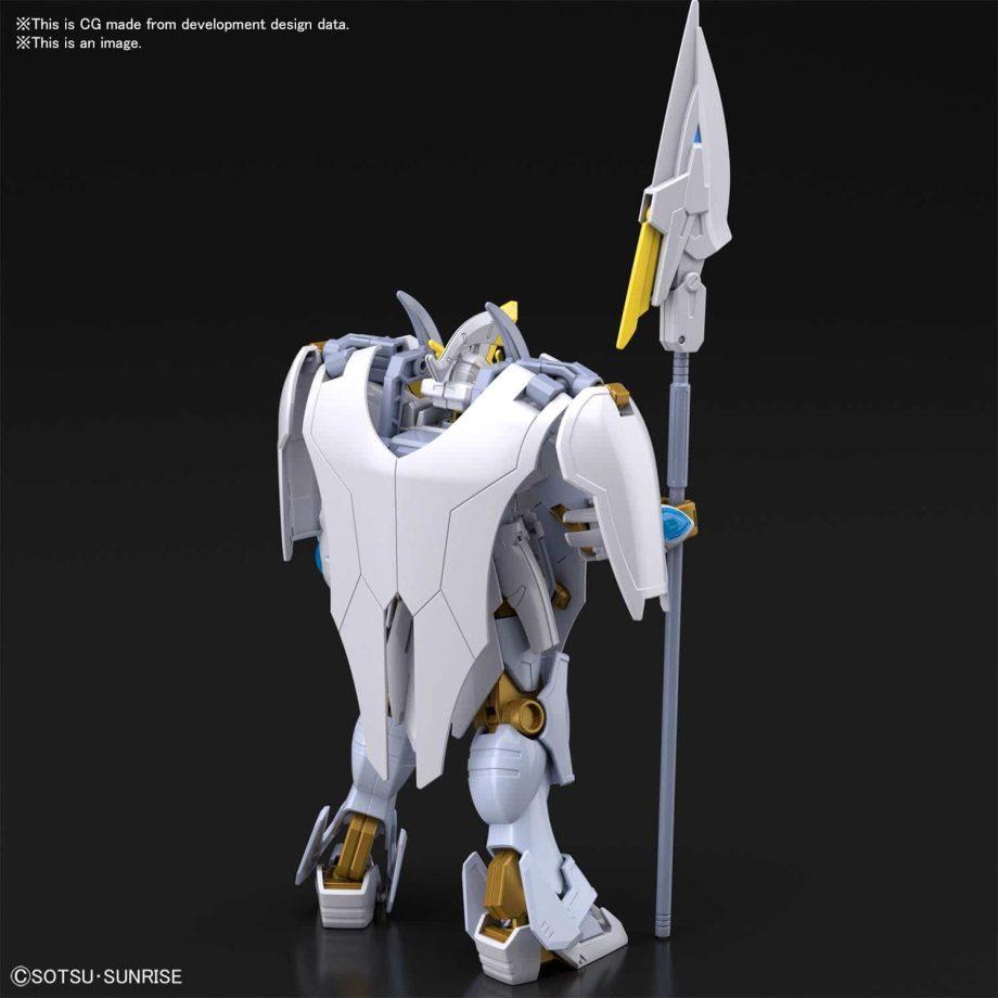 High Grade Gundam Livelance Heaven Pose 3