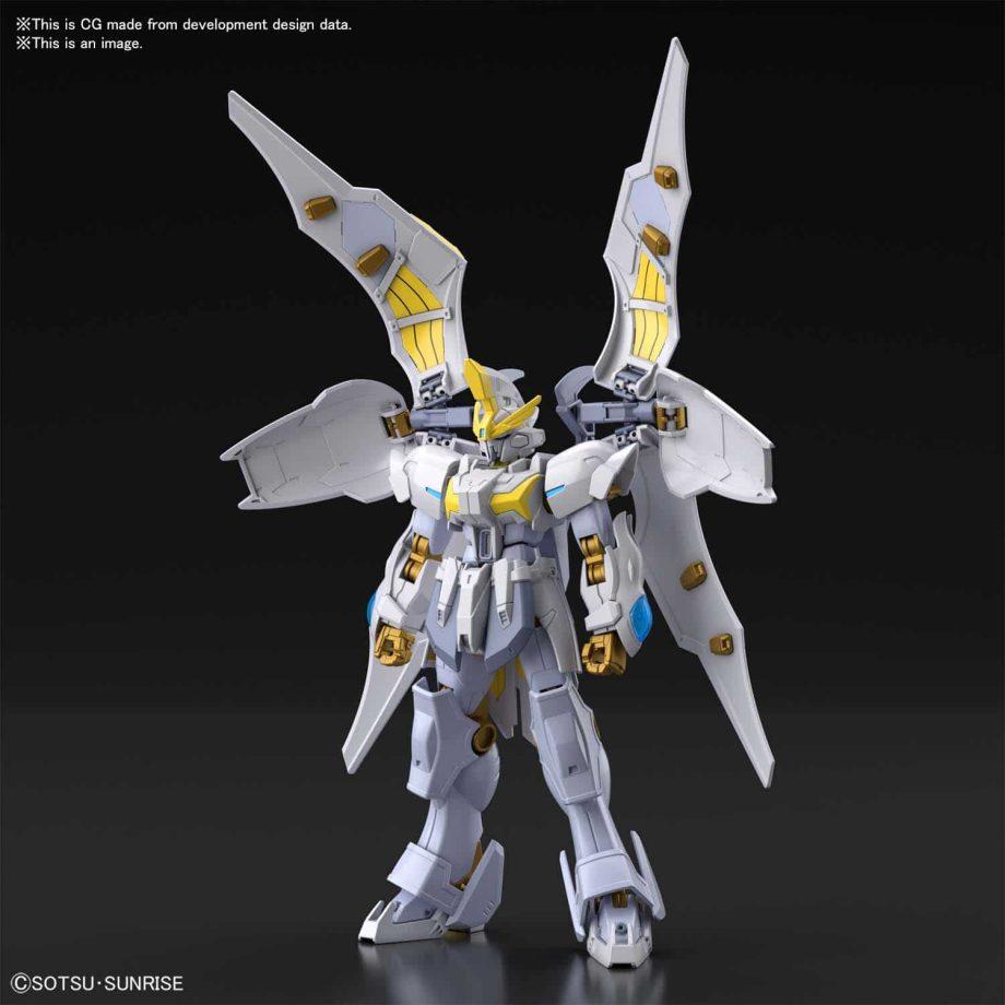 High Grade Gundam Livelance Heaven Pose 4