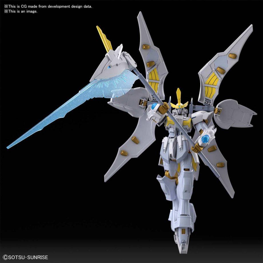 High Grade Gundam Livelance Heaven Pose 7
