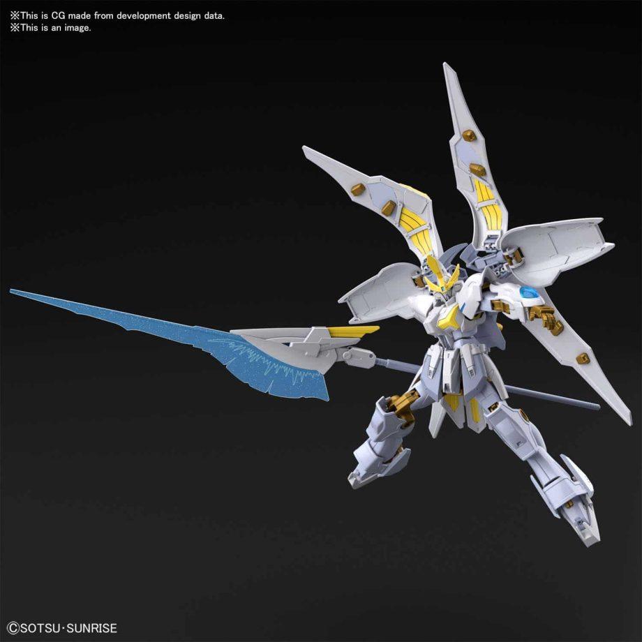 High Grade Gundam Livelance Heaven Pose 8