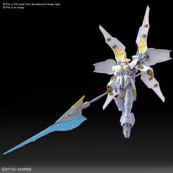 High Grade Gundam Livelance Heaven Pose 1