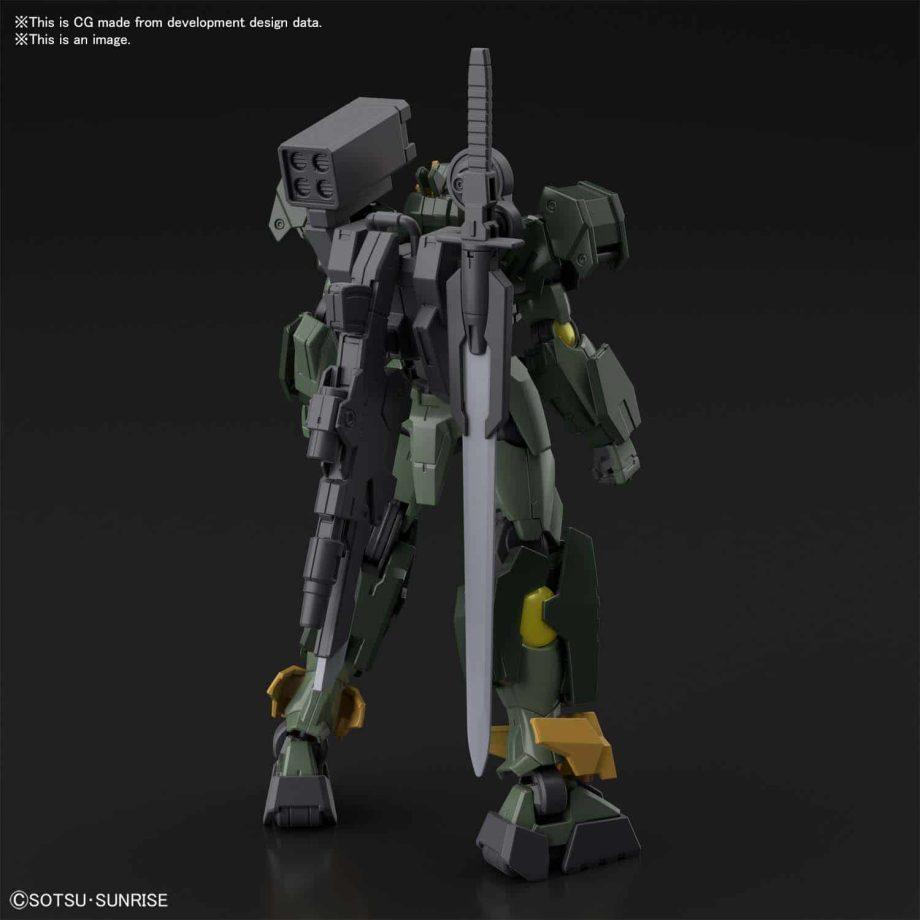 High Grade 00 Command Qan[T] Pose 2
