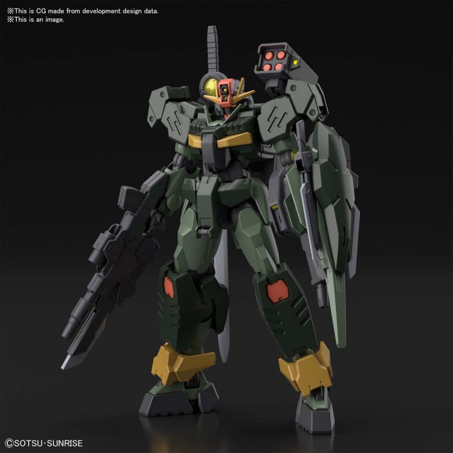 High Grade 00 Command Qan[T] Pose 3