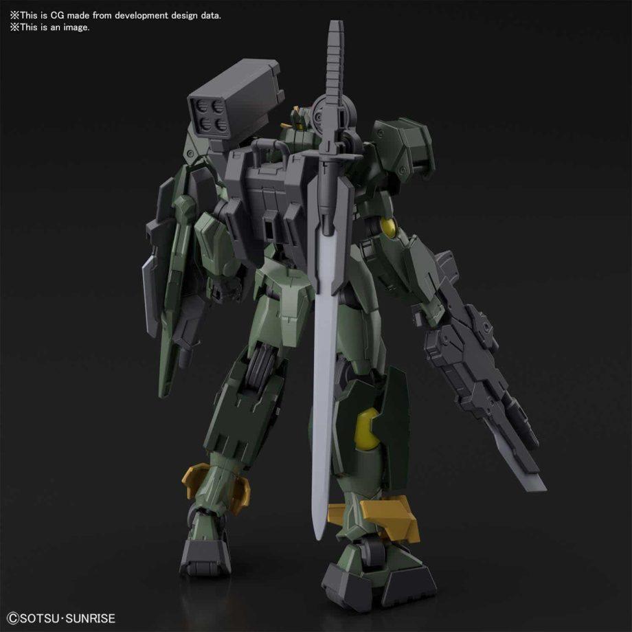 High Grade 00 Command Qan[T] Pose 4