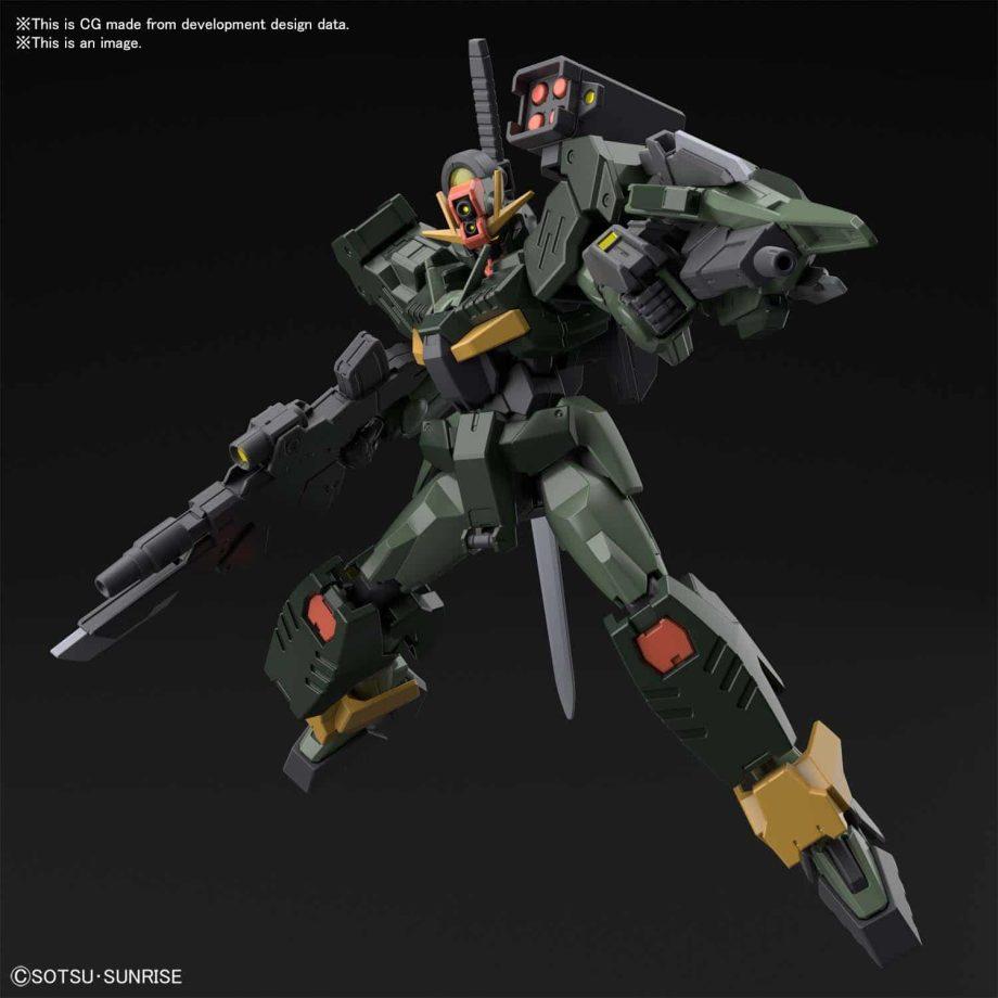 High Grade 00 Command Qan[T] Pose 6