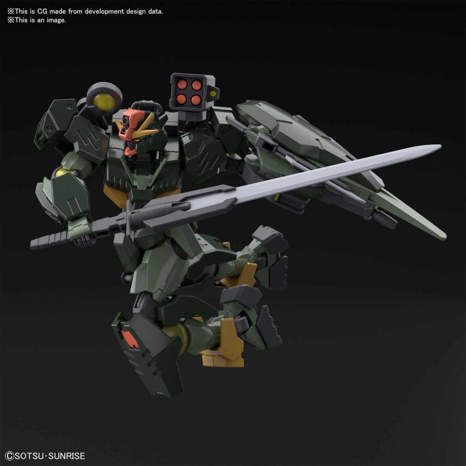 High Grade 00 Command Qan[T] Pose 7