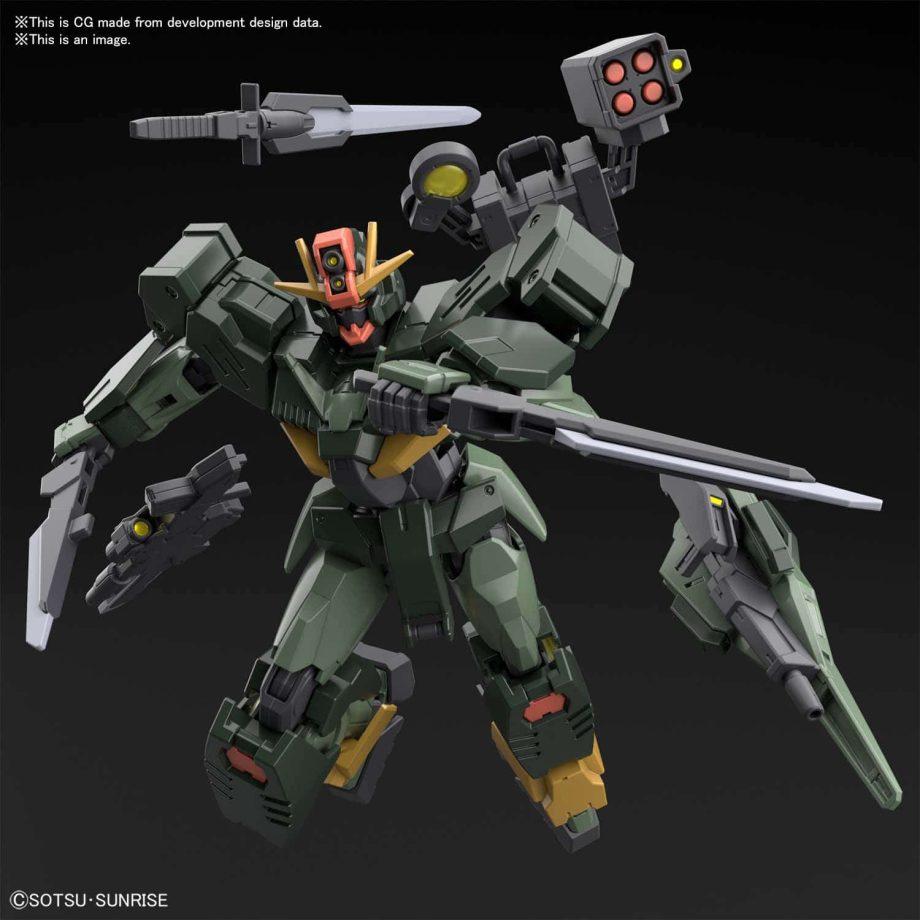 High Grade 00 Command Qan[T] Pose 8