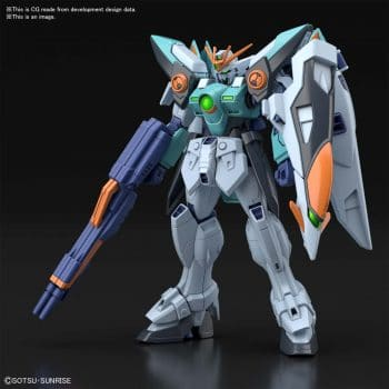Wing Gundam Sky Zero Pose 1
