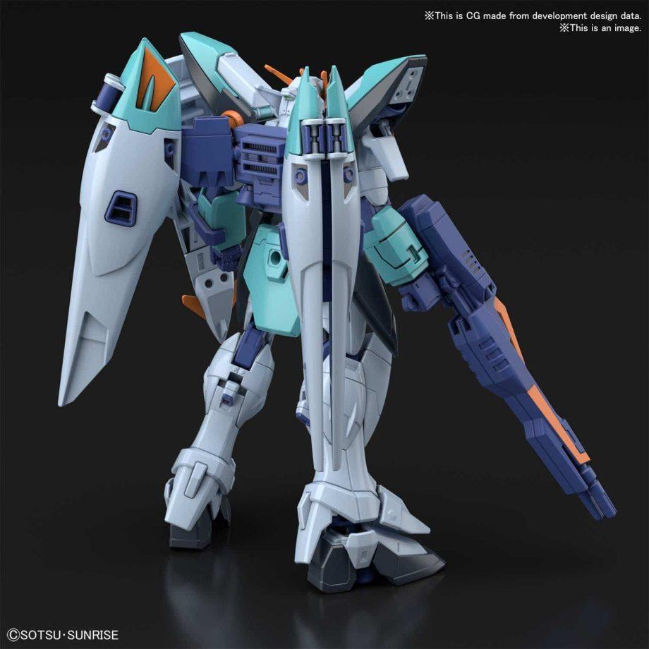 Wing Gundam Sky Zero Pose 2