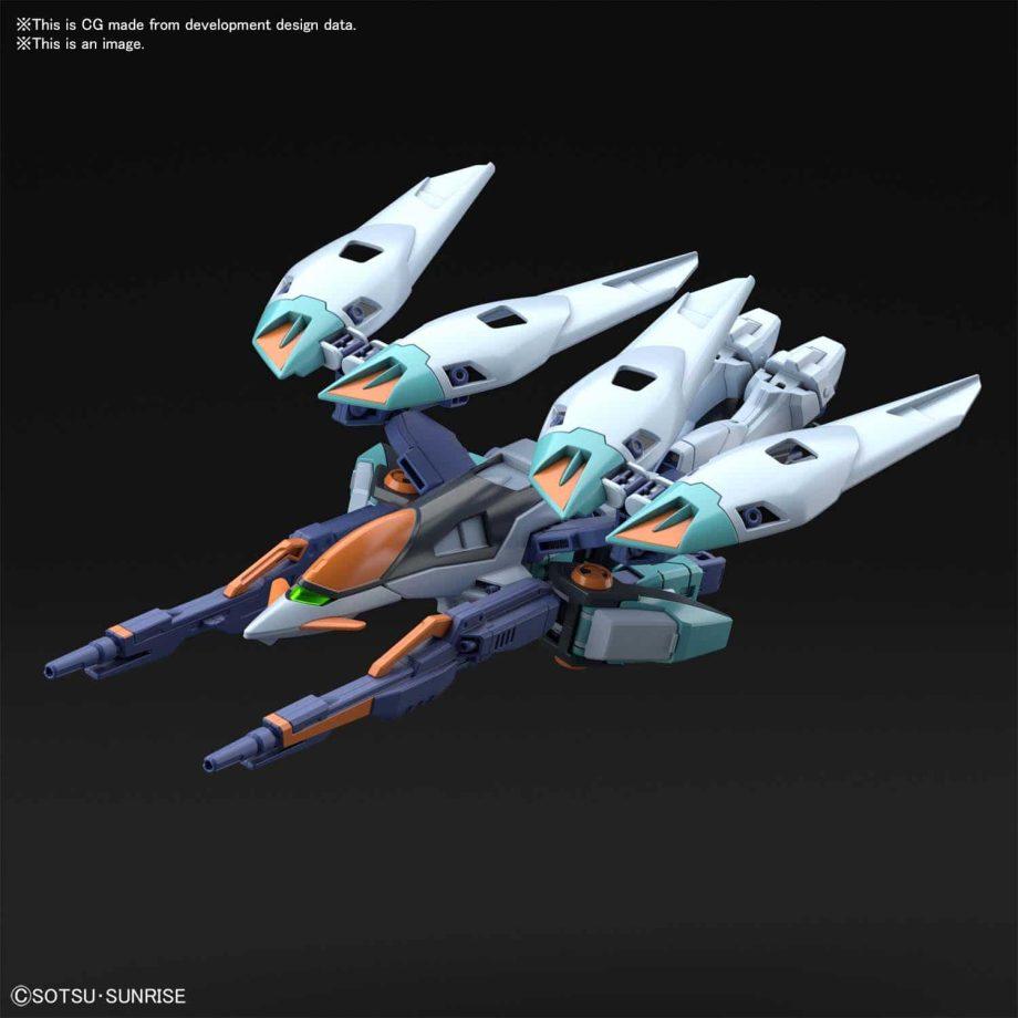 Wing Gundam Sky Zero Pose 4
