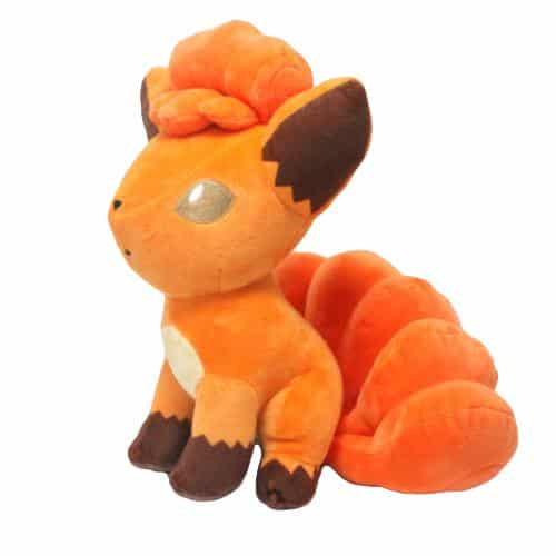 Pokemon Vulpix Plushie