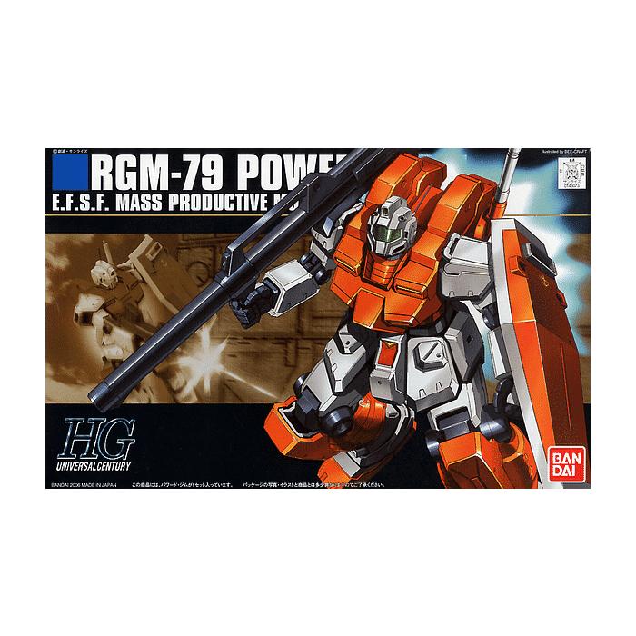 High Grade RGM-79 Powered GM Box
