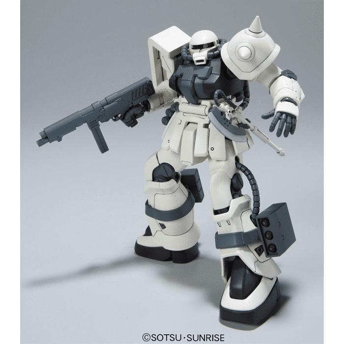 High Grade MS-06F-2 Zaku F2 Earth Federation Type Pose 1
