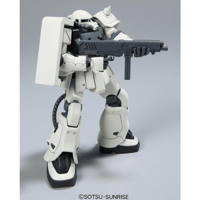 High Grade MS-06F-2 Zaku F2 Earth Federation Type Pose 2
