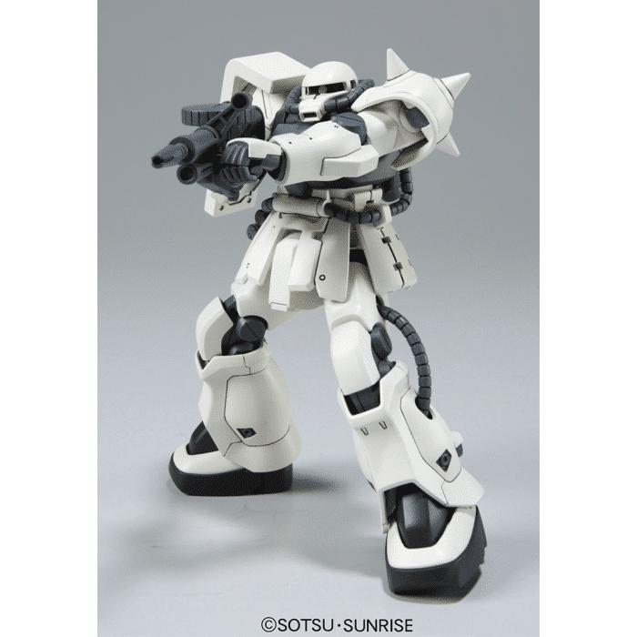 High Grade MS-06F-2 Zaku F2 Earth Federation Type Pose 3