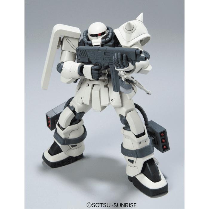 High Grade MS-06F-2 Zaku F2 Earth Federation Type Pose 4