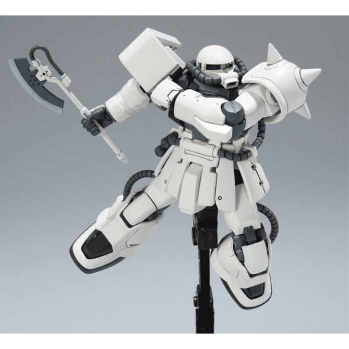 High Grade MS-06F-2 Zaku F2 Earth Federation Type Pose 7