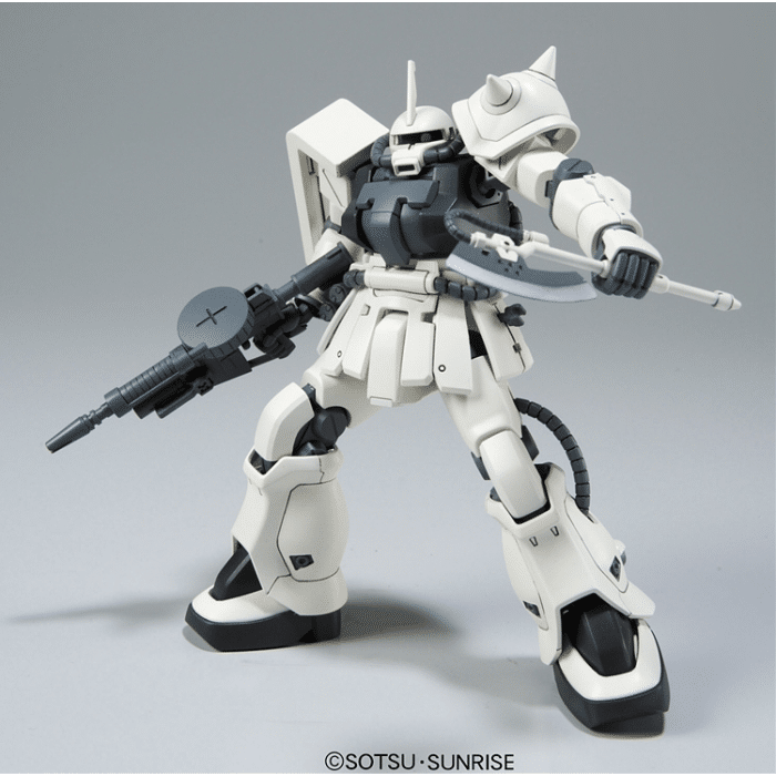 High Grade MS-06F-2 Zaku F2 Earth Federation Type Pose 8