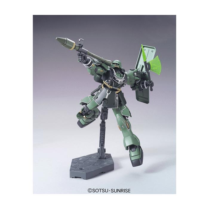 High Grade AMS-129 Geara Zulu Guards Type Pose 2