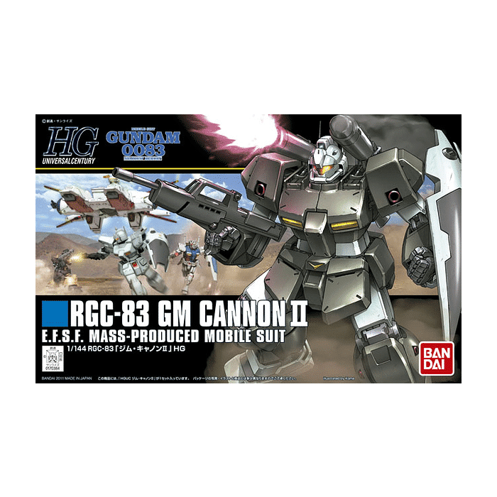 High Grade RGC-83 GM Cannon II Box