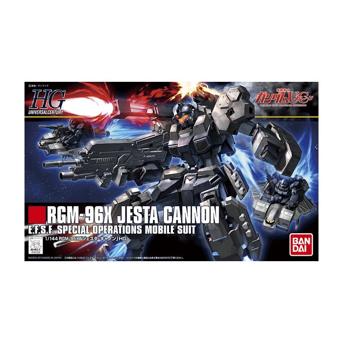 High Grade RGM-96X Jesta Cannon Box
