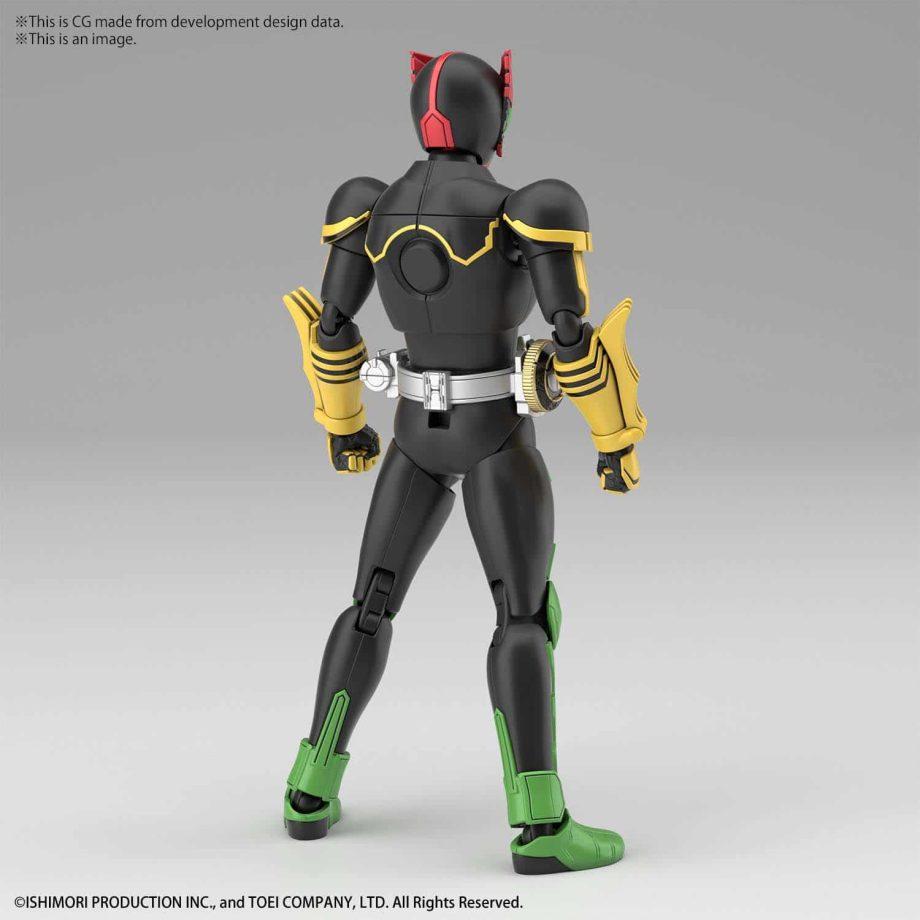 Kamen Rider OOO Tatoba Combo Figure-Rise Standard Pose 2