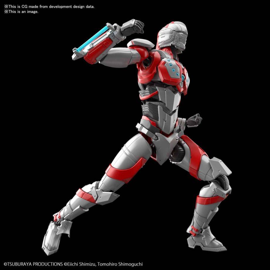 Ultraman Suit Zoffy Action Figure-rise Standard Pose 3