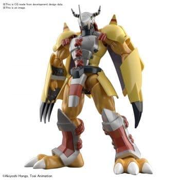 Wargreymon Figure-Rise Standard Pose 1