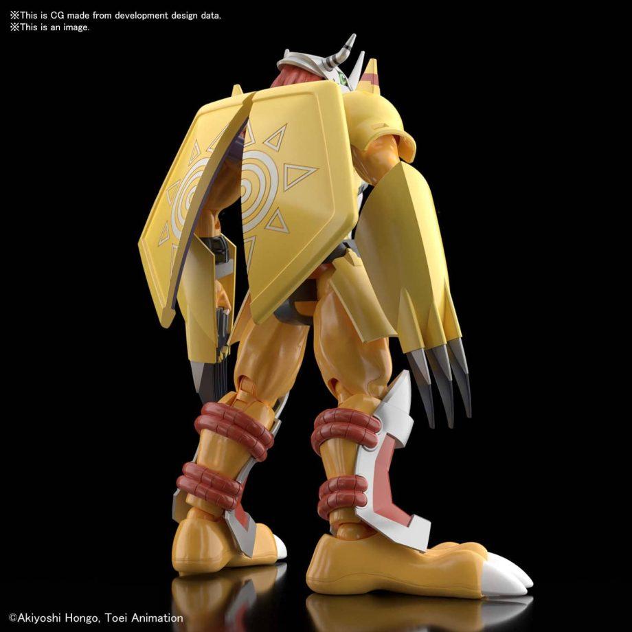 Wargreymon Figure-Rise Standard Pose 2
