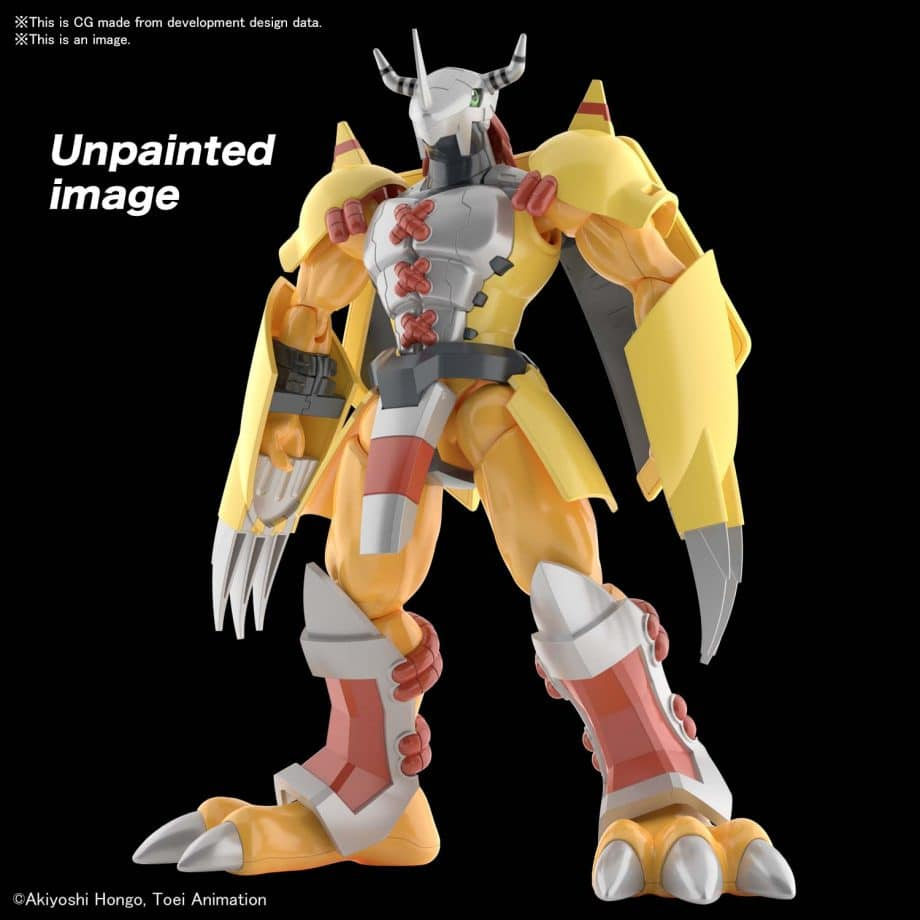 Wargreymon Figure-Rise Standard Pose 6