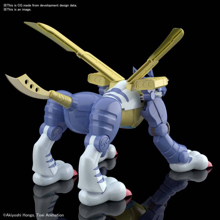 Metalgarurumon Figure-Rise Standard Pose 2