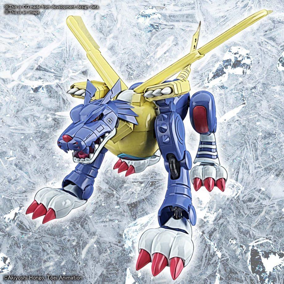 Metalgarurumon Figure-Rise Standard Pose 3